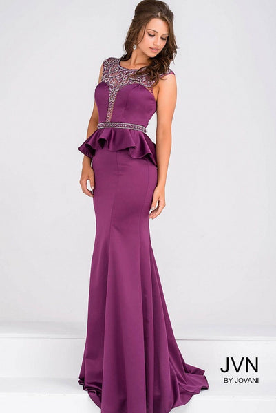 Evening dress JVN45296