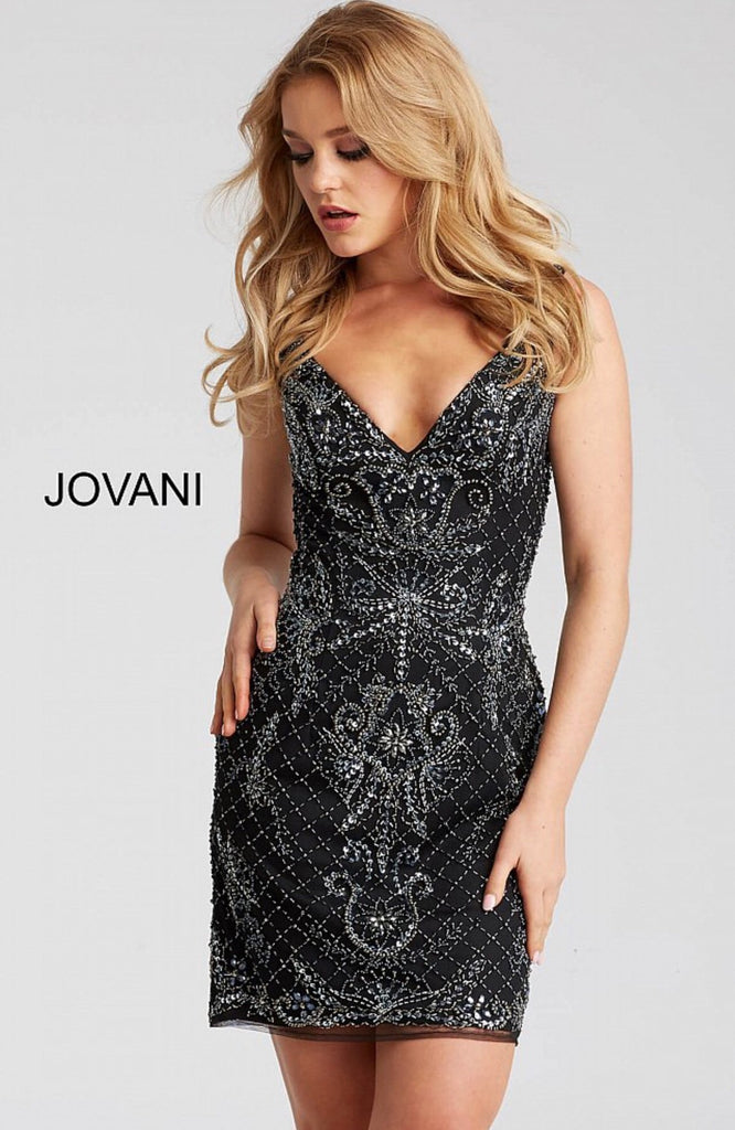 Jovani short dress 53388