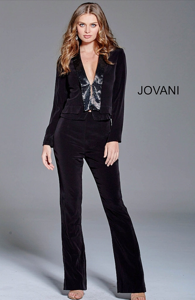 Jovani evening pant suit 93843