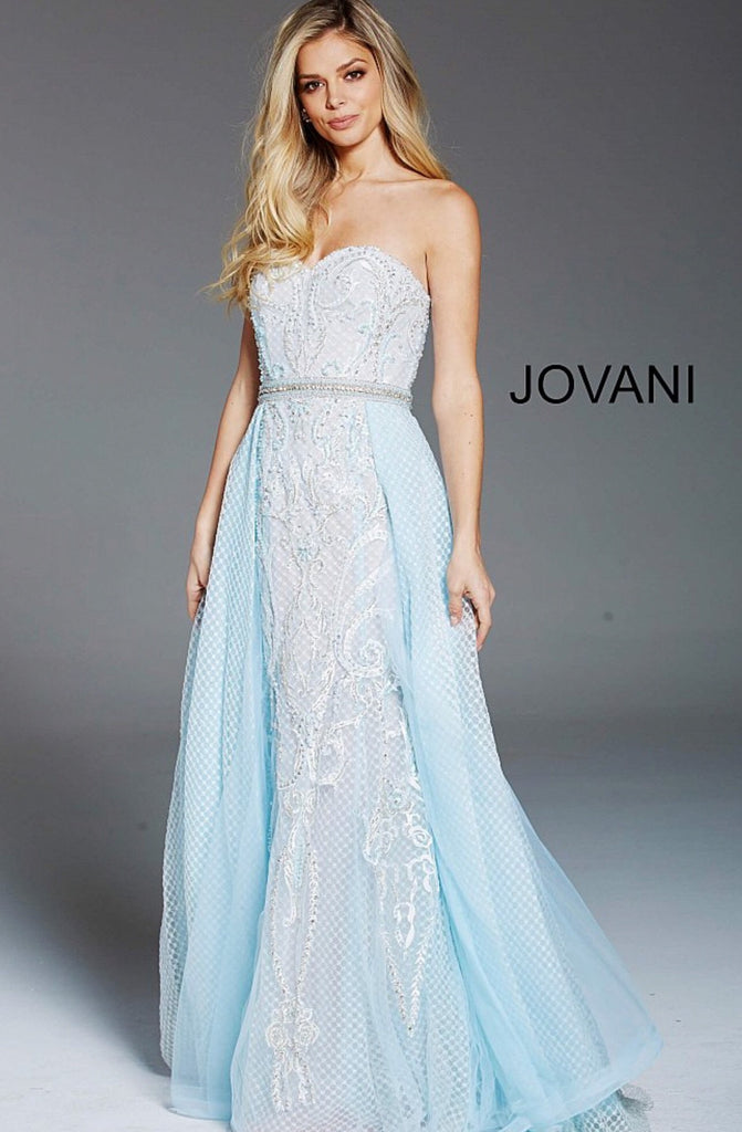 Jovani evening dress 53078