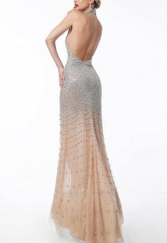 Jovani pageant dress 57018