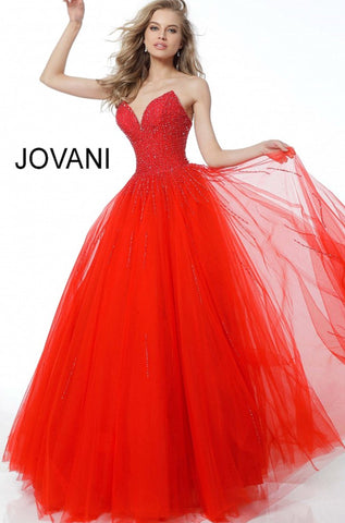 Jovani evening dress 64044