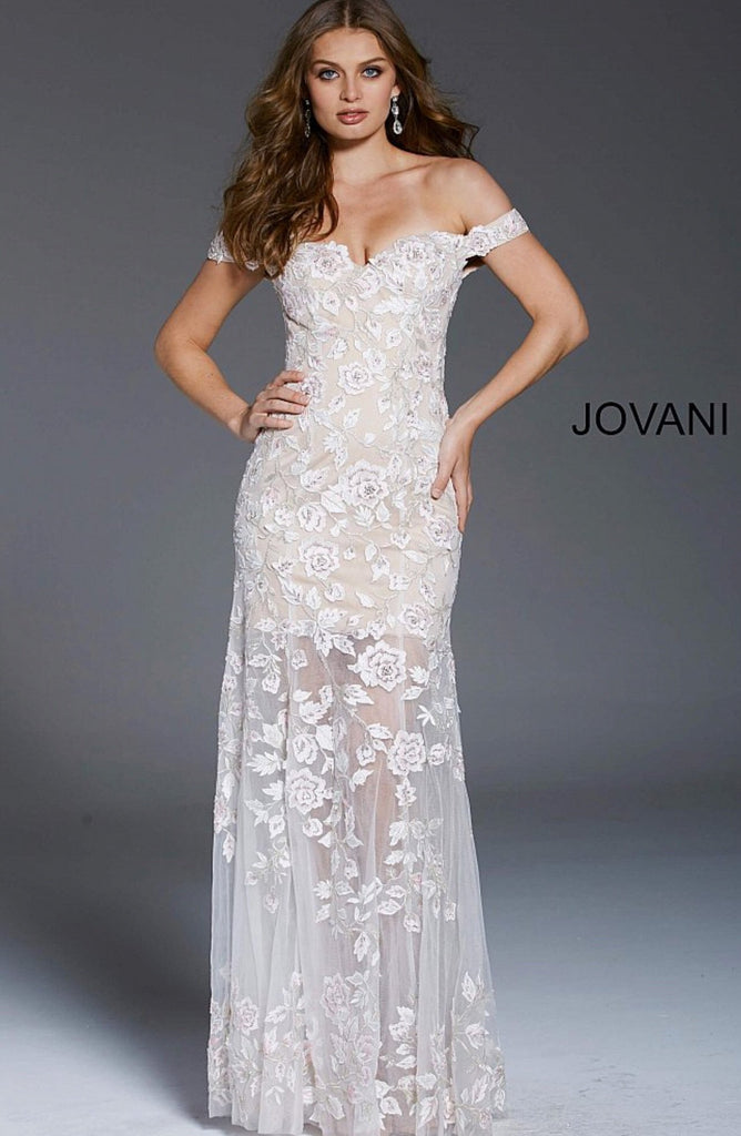 Jovani evening dress 55716