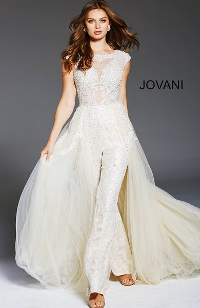 Jovani evening jumpsuit 56008