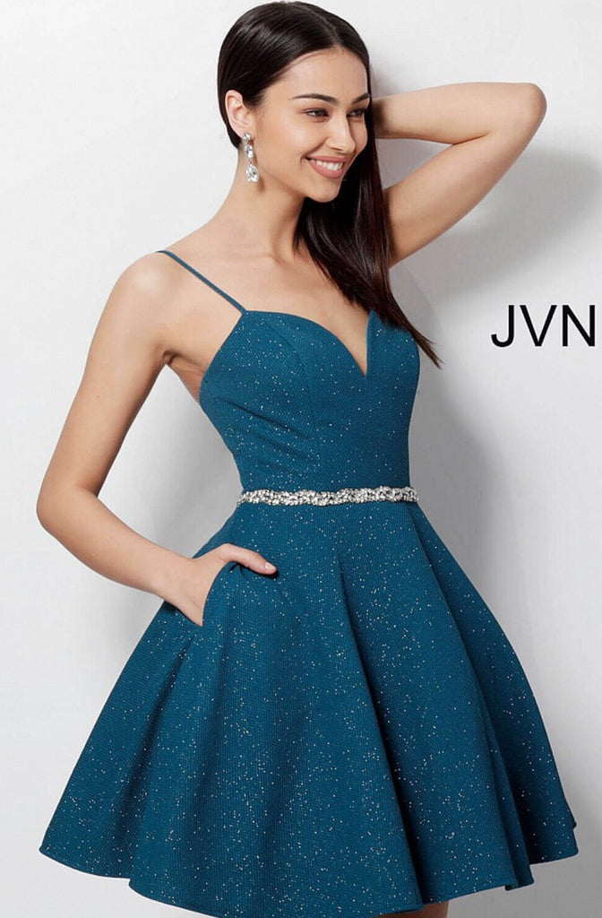 Short dress JVN62917 - jovani-dress
