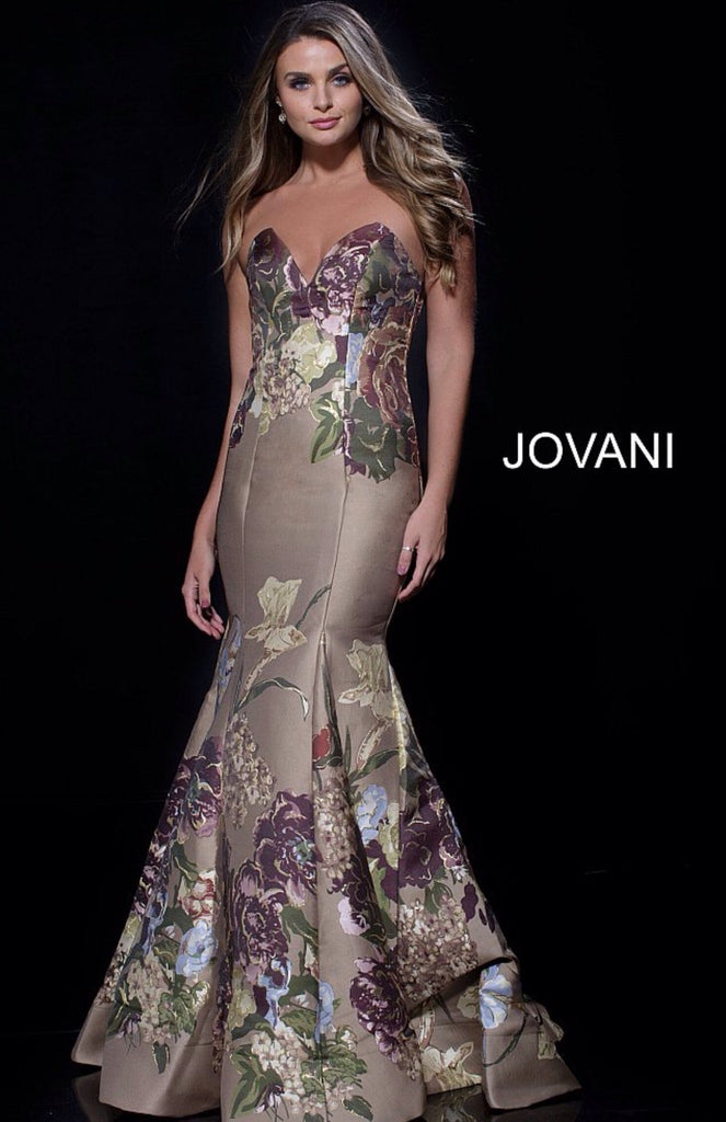 Jovani evening dress 54687