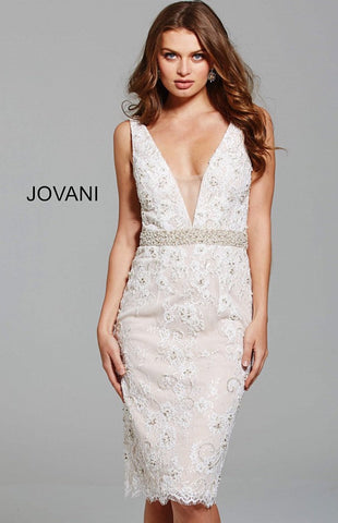 Jovani short dress 53031