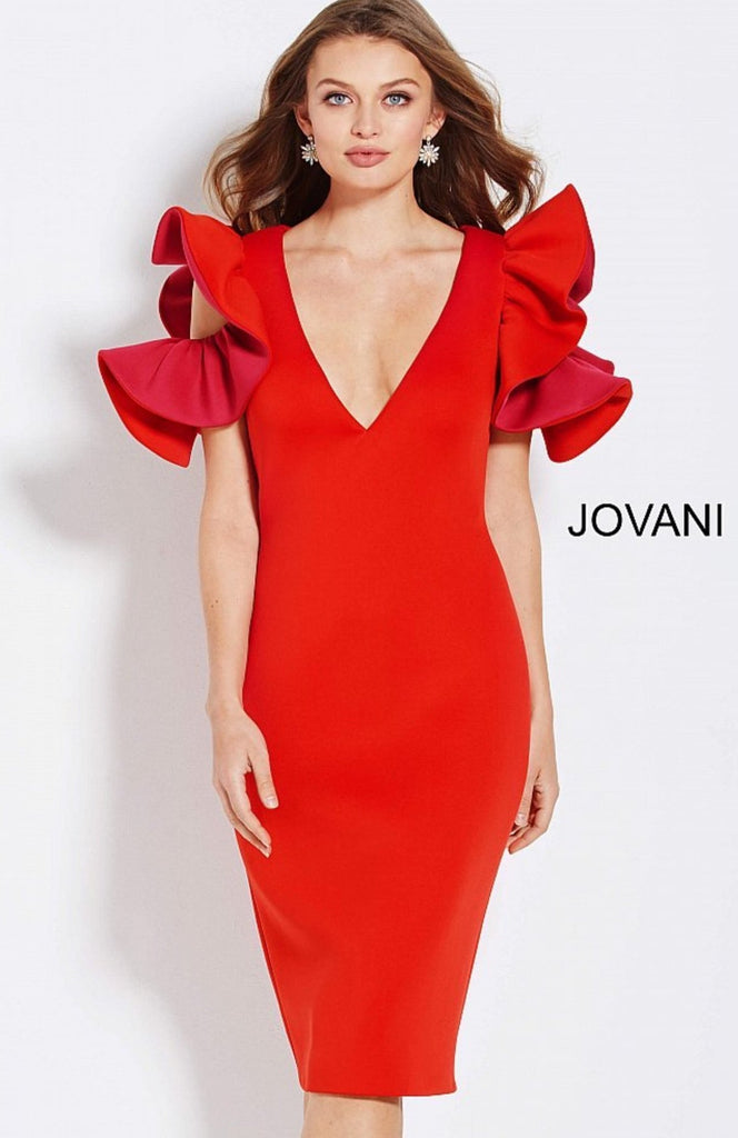 Jovani short dress 61517