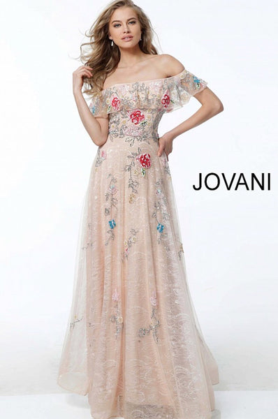 Jovani evening dress 50417