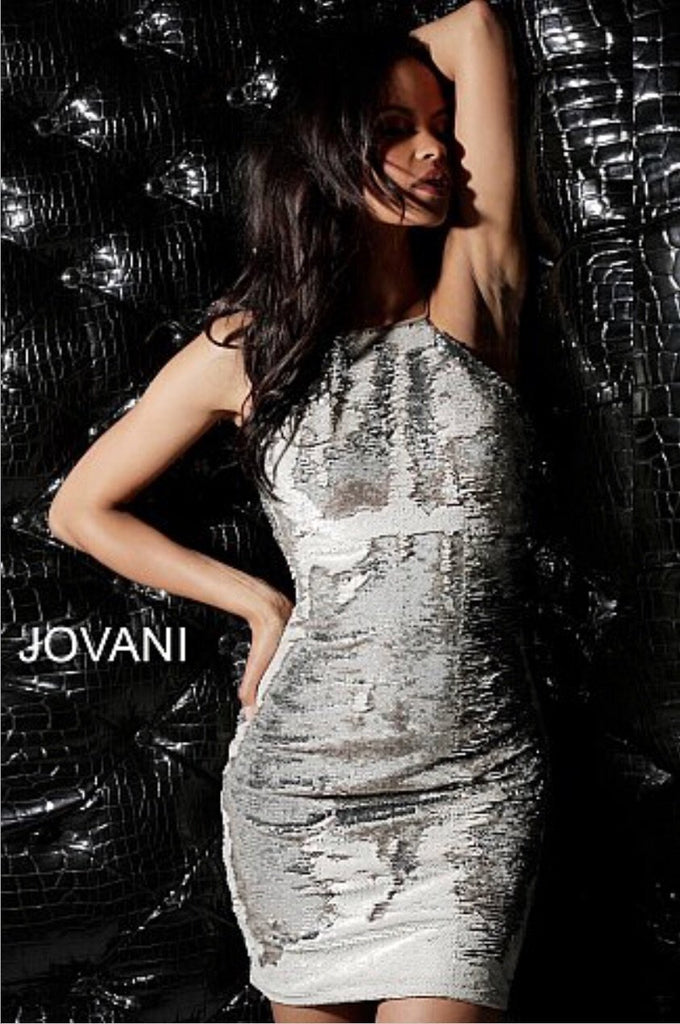 Jovani homecoming dress 65309