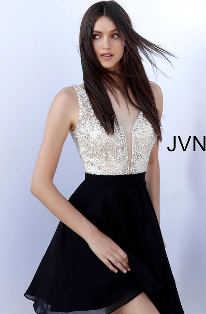 Short dress JVN64297