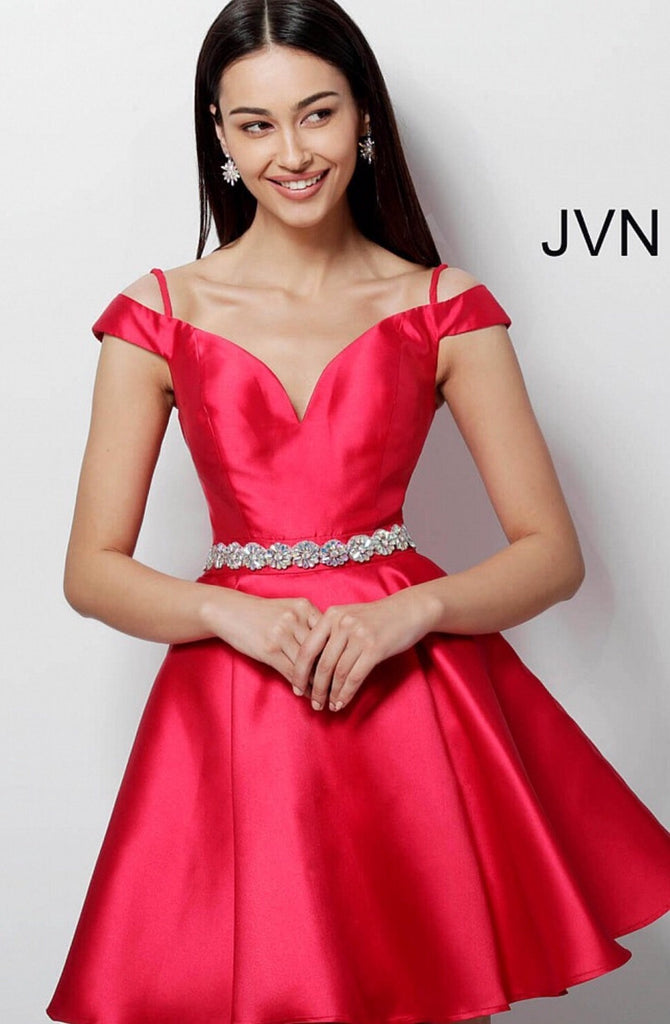 Short dress JVN62788 - jovani-dress