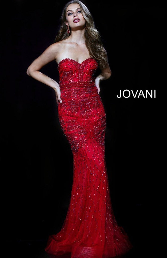 Jovani evening dress 37582
