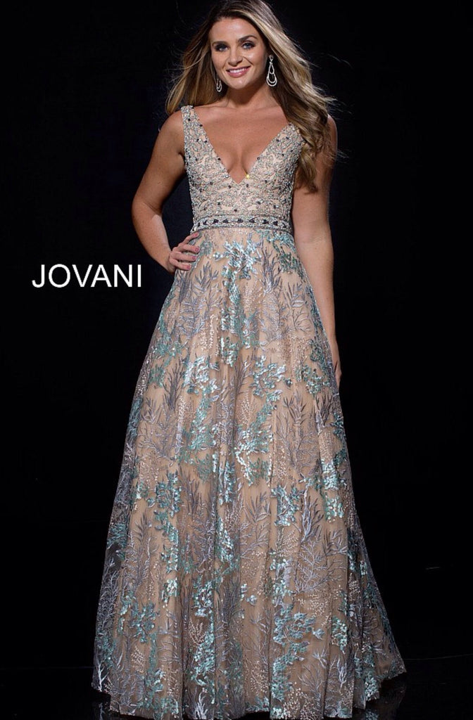 Jovani evening dress 54586