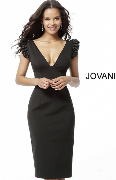 Jovani contemporary dress M57684