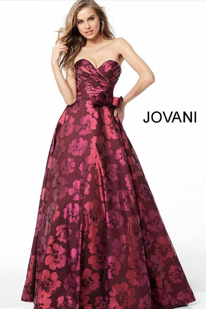 Jovani evening dress 60050
