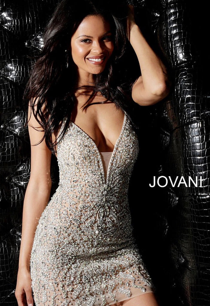 Jovani homecoming dress 40928