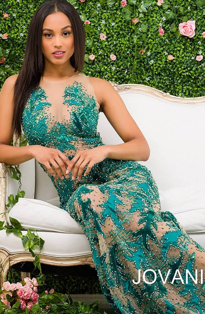Jovani couture dress 46282