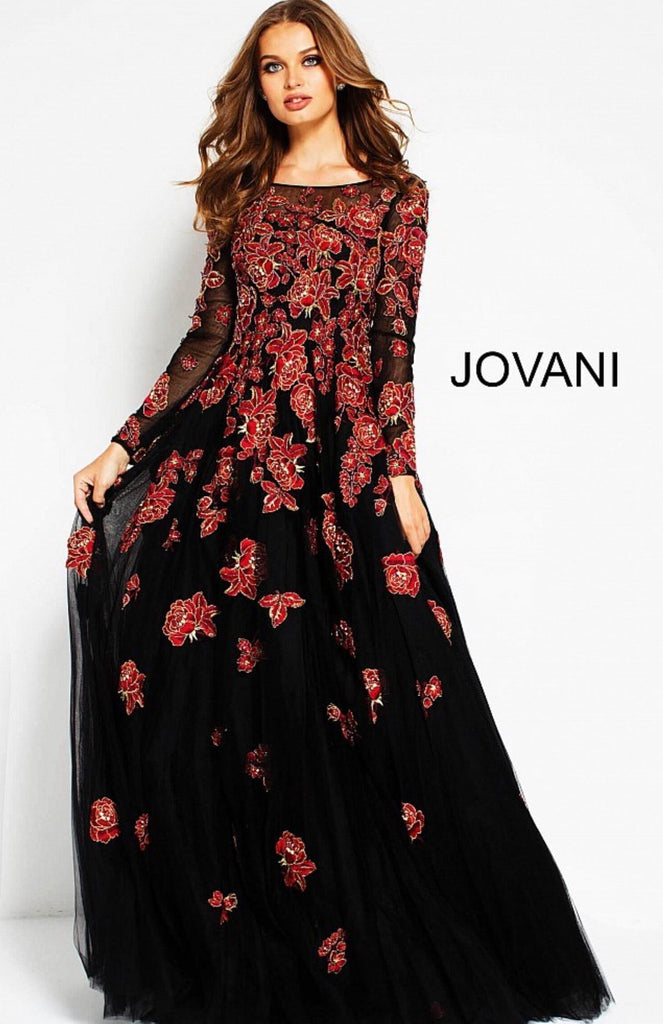 Jovani evening dress 53088