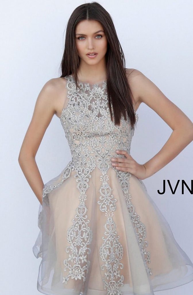Short dress JVN63907