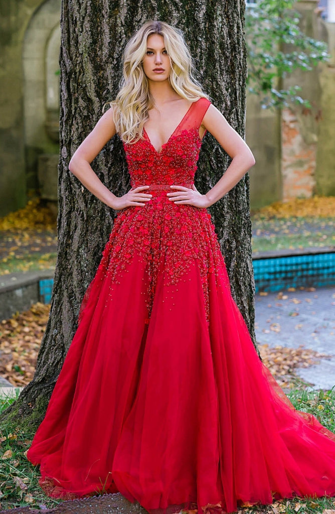 Jovani couture dress 51505