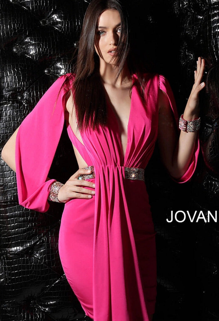Jovani homecoming dress 63173