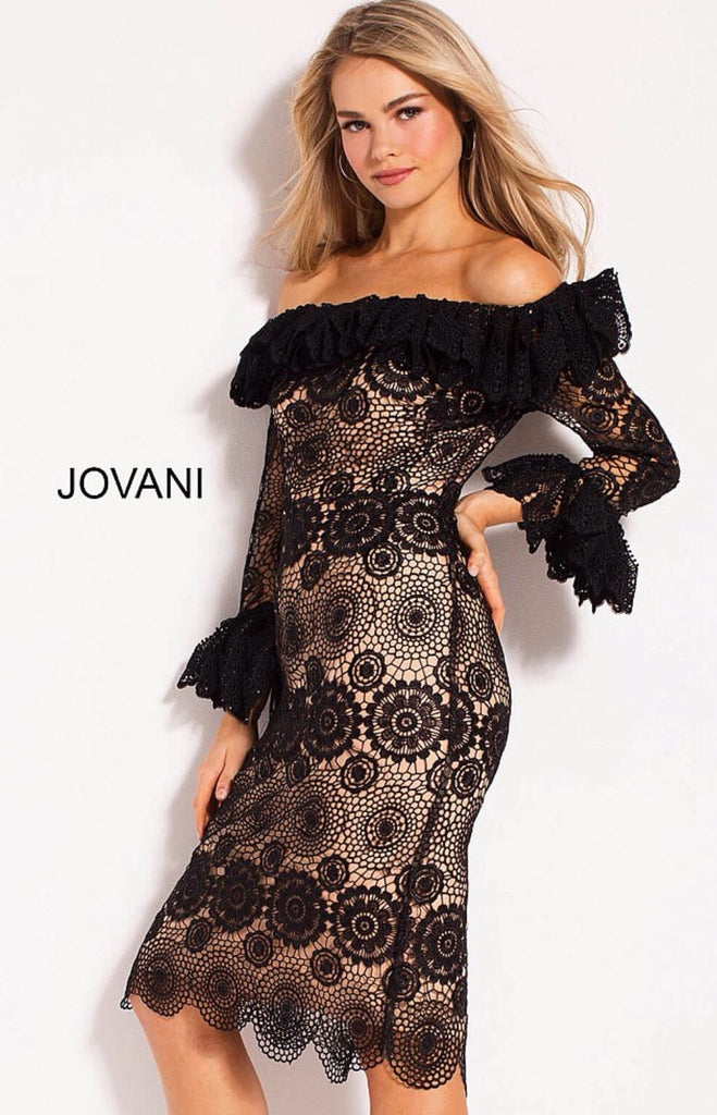 Jovani contemporary dress M58447