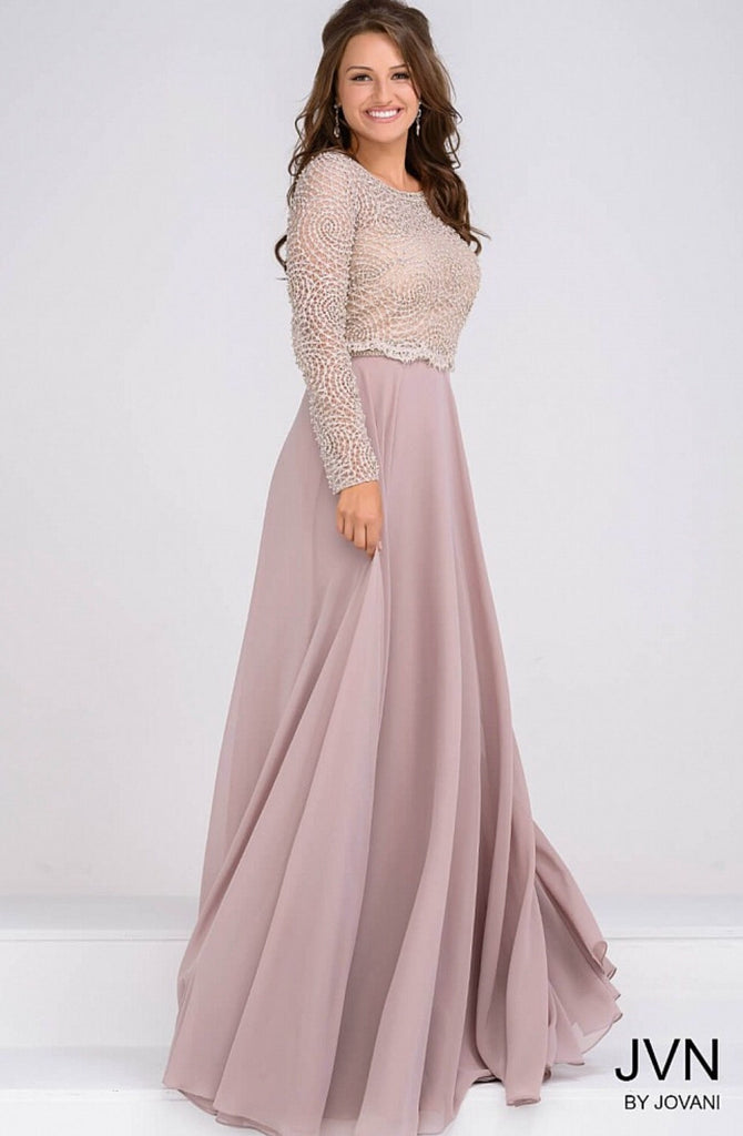 Evening dress JVN45598