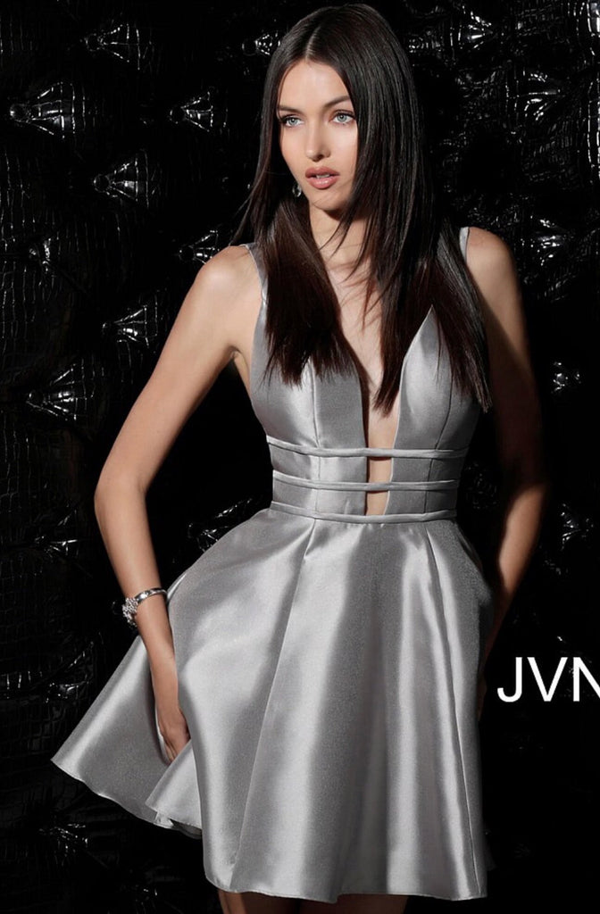 Short dress JVN62950 - jovani-dress