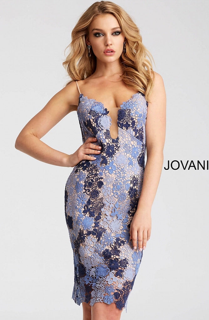 Jovani short dress 54632