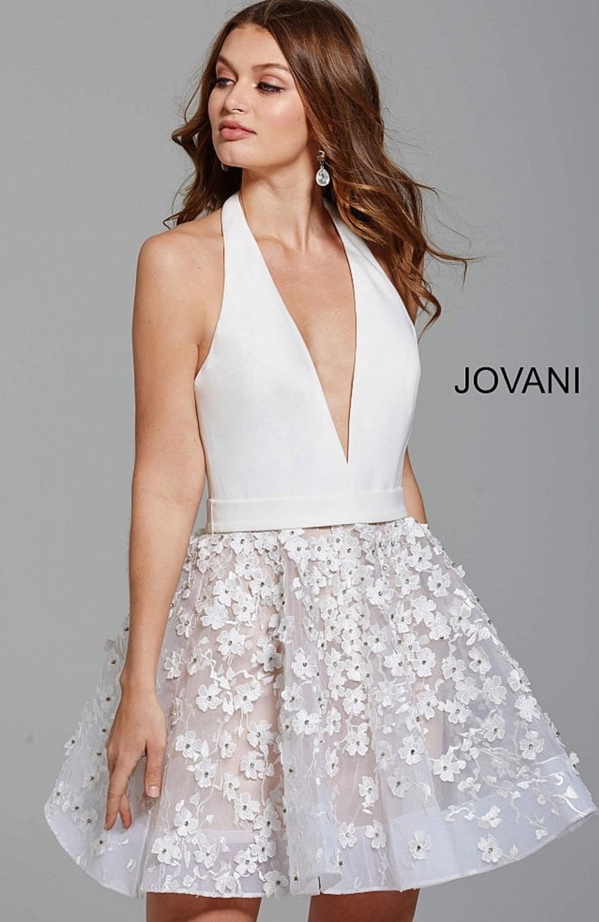 Jovani short dress 55738