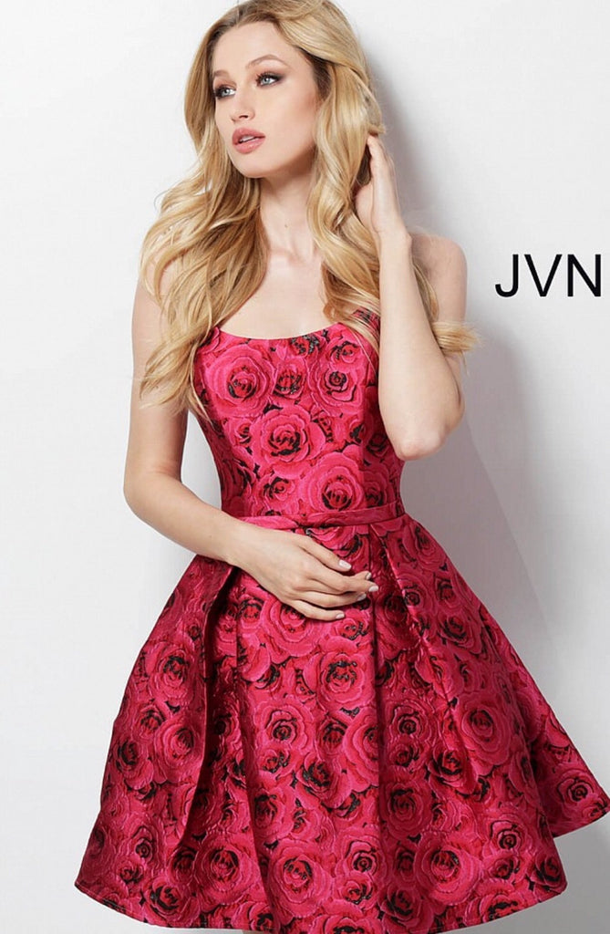 Short dress JVN63387
