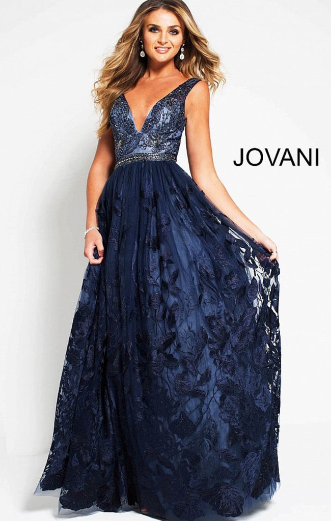 Jovani evening dress 53046