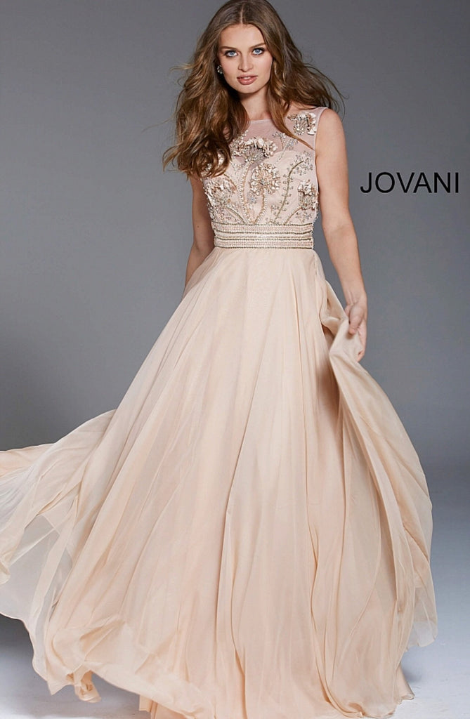 Jovani evening dress 53036