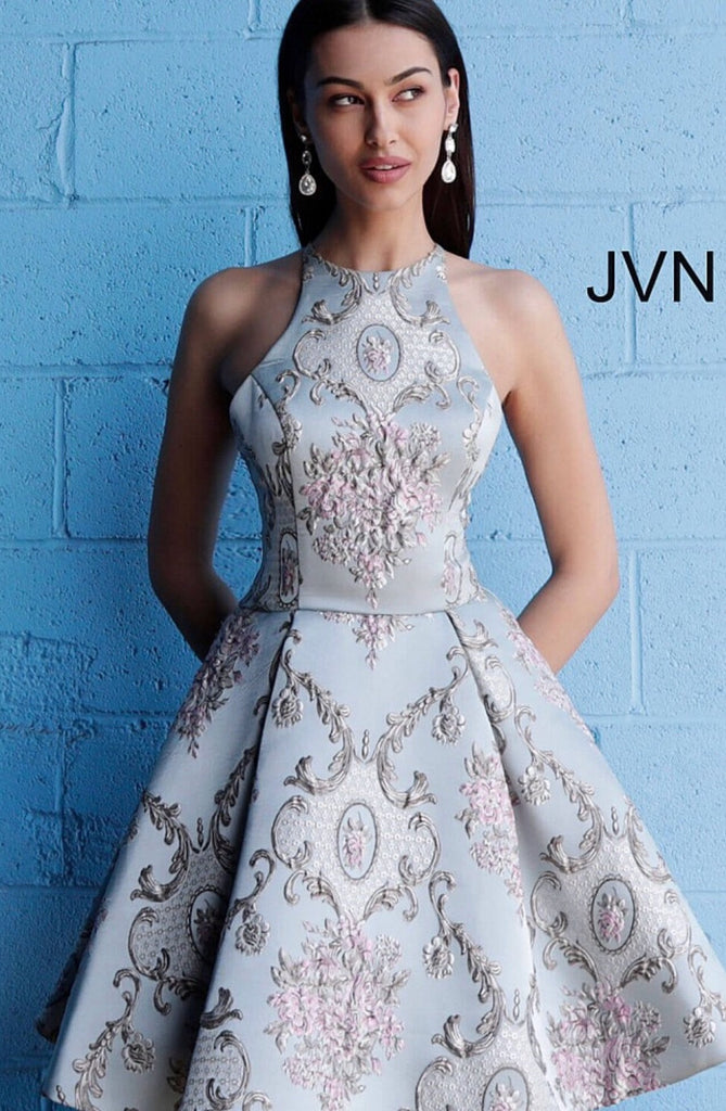 Short dress JVN65513 - jovani-dress
