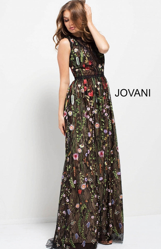Jovani evening dress 50733