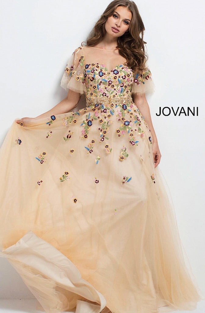 Jovani evening dress 45820