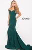 Jovani prom and evening gown 55187