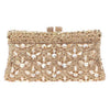 Original Stardust Boutique Crystal Luxury Clutch Purse Bag