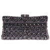 Luxury Crystal Clutch Purse Rhinestone Evening Bag