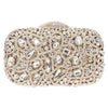 "The ""Rosemary"" Rhinestone Bag in a Variety of Colours - jovani-dress"