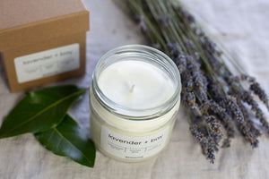 Natural candles | scooms