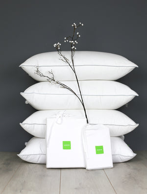 Goose down pillows | scooms bedding
