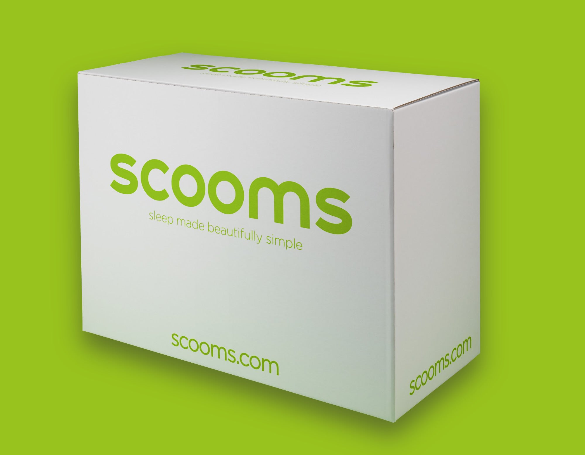 Delivery box | scooms bedding