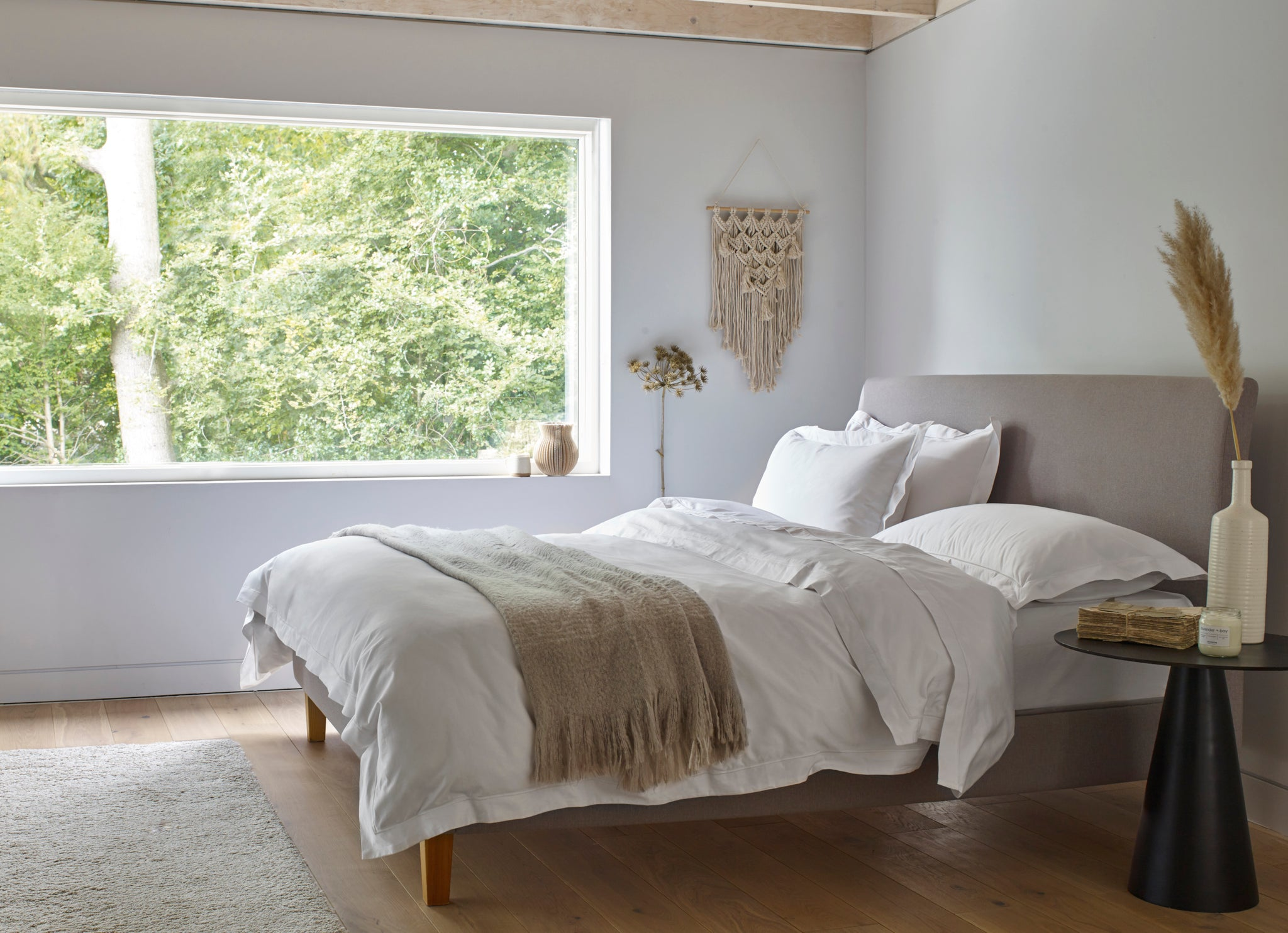 Scandinavian Bedroom Style | scooms