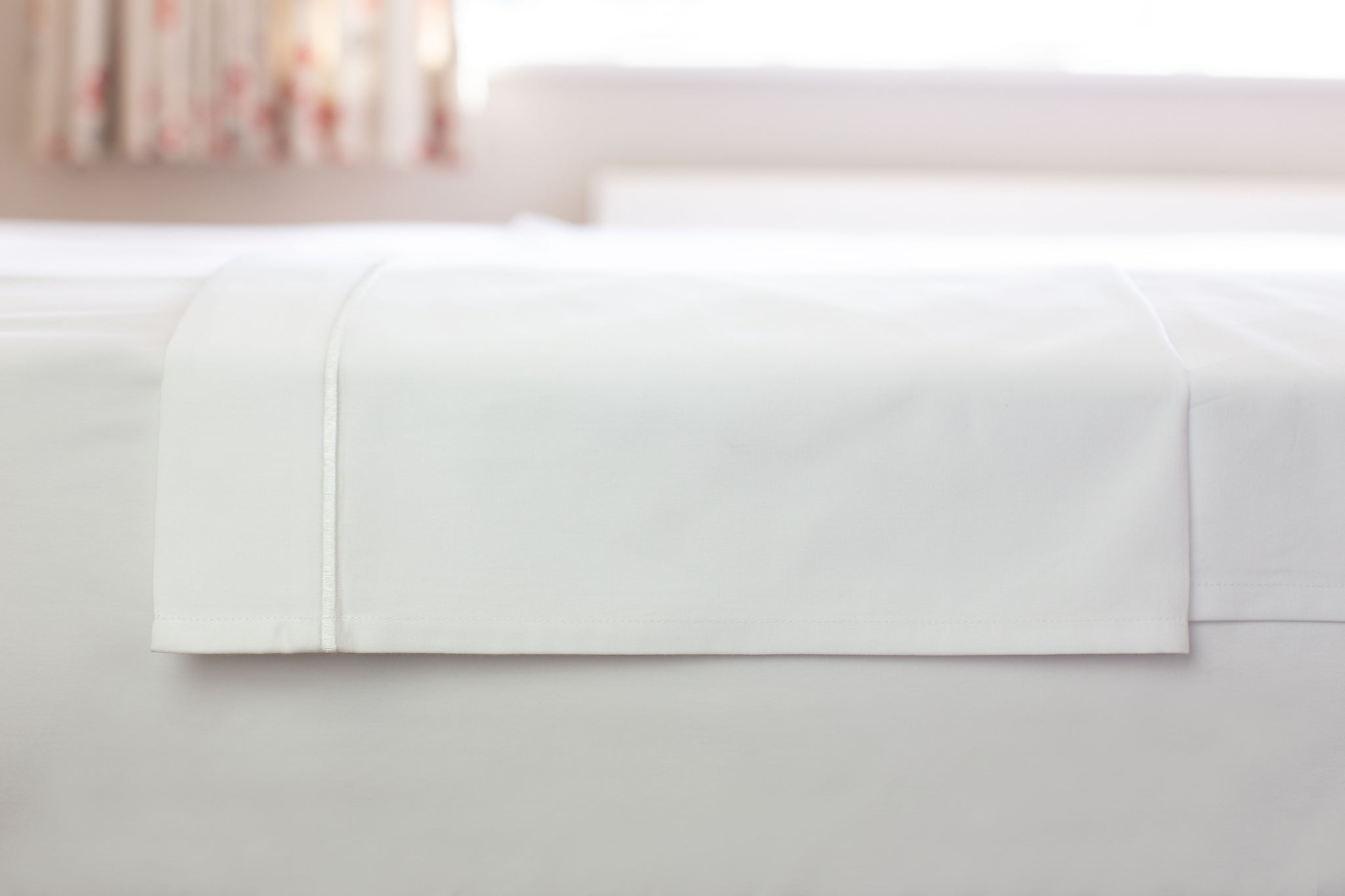 Egyptian cotton flat sheet | scooms bed linen