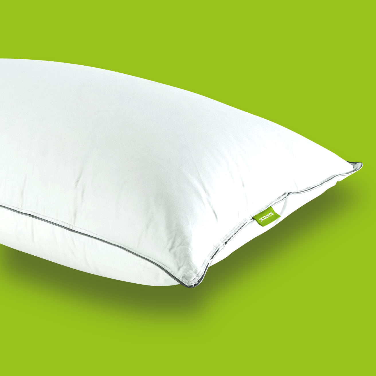 Hungarian goose down pillow | scooms