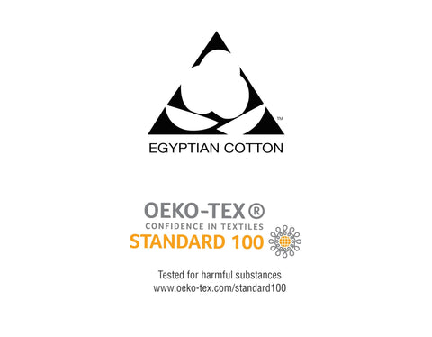 Certified Egyptian Cotton   scooms