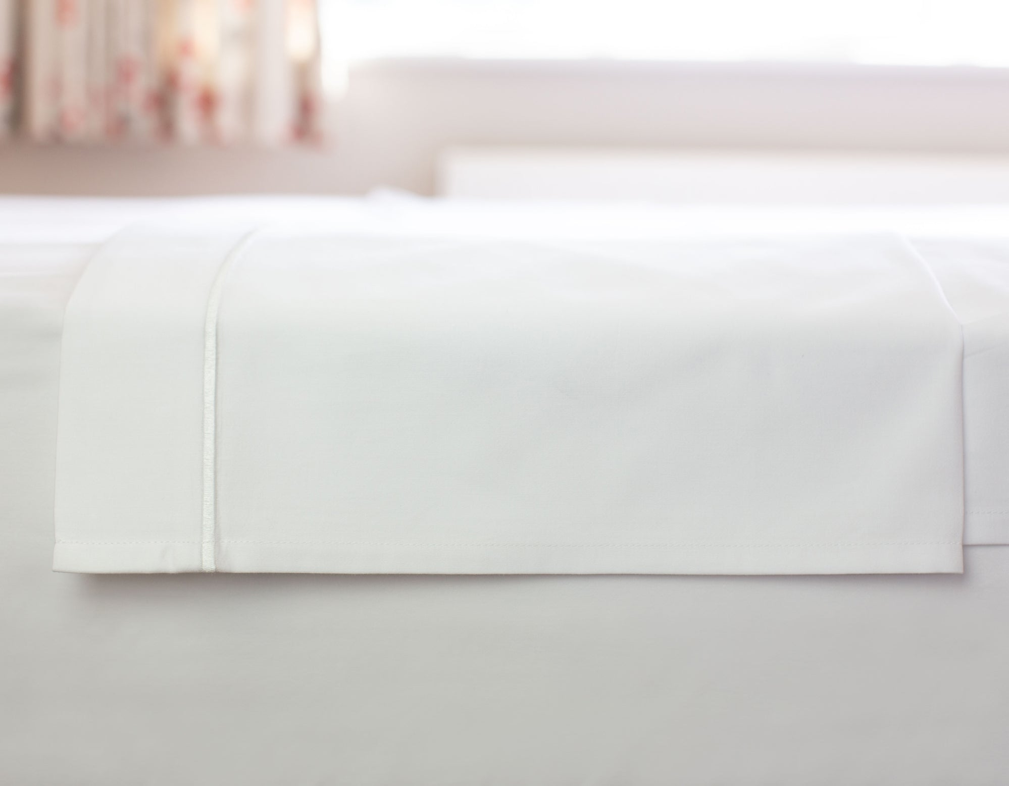 Egyptian Cotton Flat Sheet | scooms