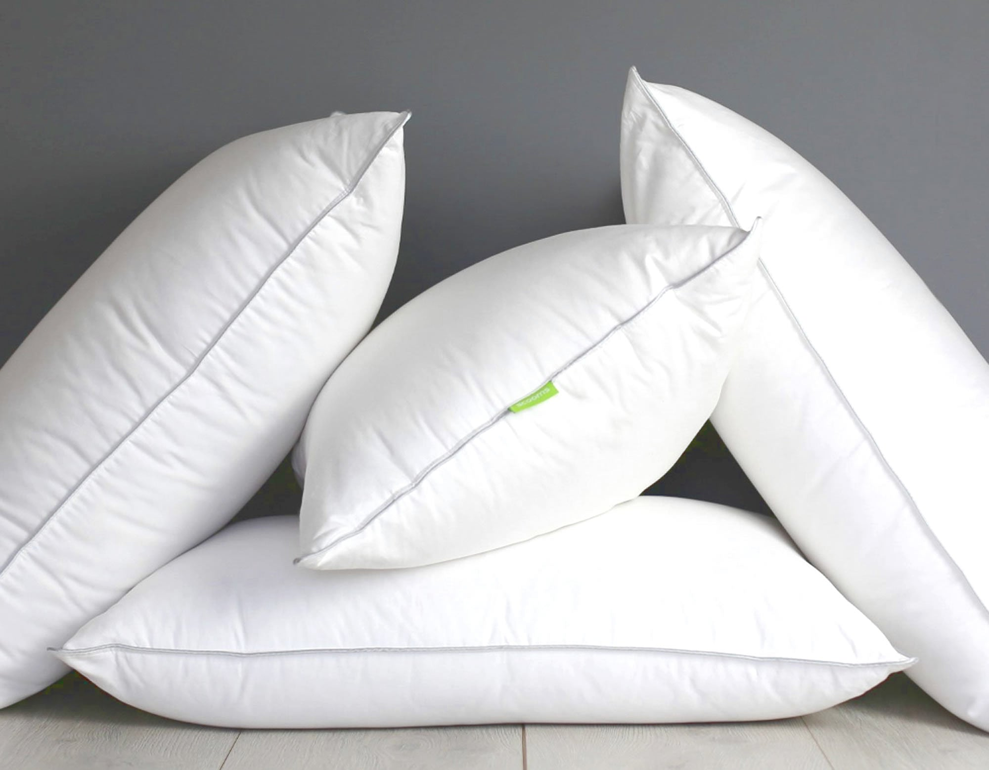 Hungarian goose down pillows | scooms